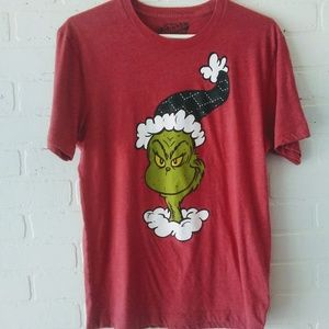 5/$25 The Grinch TShirt by Old Navy Small